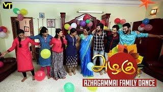 Best Moments of Azhagammai Family | Aishu reunites with Sudha | Azhagu | Sun TV Serial | Vision Time