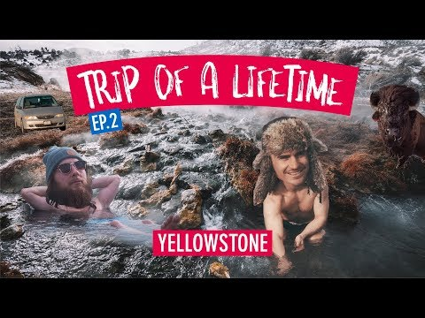 YELLOWSTONE NATIONAL PARK - Roadtrip(Ep.2)