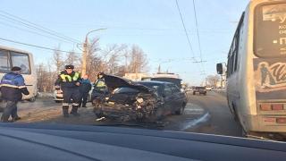 ДТП на Московском шоссе в Орле