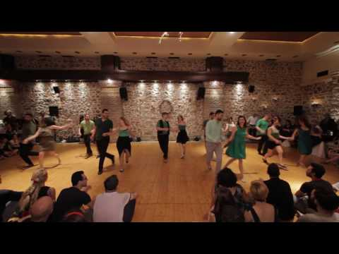 Lindy Hop (The Grabtown Grabble) - Graduation 2017