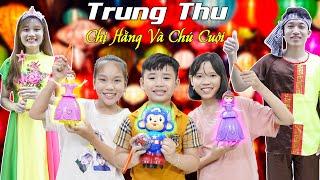 Vui Trung Thu Cùng Chị Hằng Và Chú Cuội ♥ Min Min TV Minh Khoa