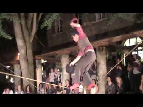 Rein de Kok - slackrobat - Maastricht PAS festival