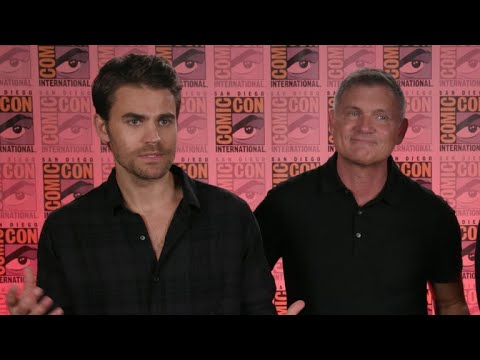 Paul Wesley On Reuniting With Kevin Williamson For Tell Me A Story