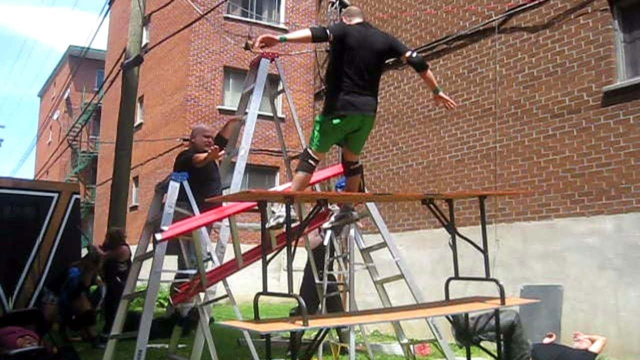 top 10 craziest moments of 2013 chw backyard wrestling youtube
