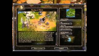Seven Kingdoms Conquest PC 2008 Gameplay
