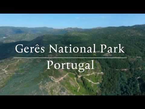 Gerês National Park  Dji Phantom 4
