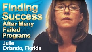 Adrenal Fatigue Syndrome Recovery Testimonial from Julie