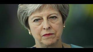GROSSBRITANNIEN: Theresa May steckt mitten in der Brexit-Krise