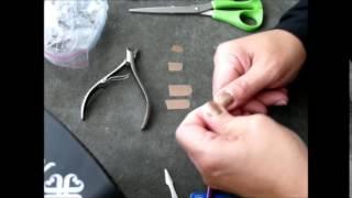 Tutorial for Jamberry Nail Wraps Thumbnail