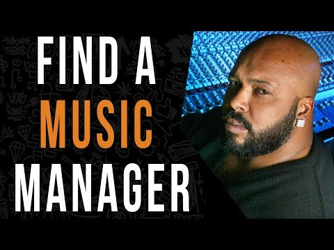 Where To Find A Music Manager To Get Famous Faster