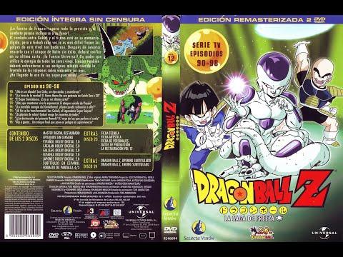 Dragon Ball Z Saga de Freezer OST 22