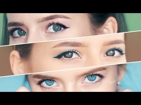 Как подчеркнуть цвет глаз ?  | Выбираем серьги с камнями под цвет глаз | SUNLIGHT