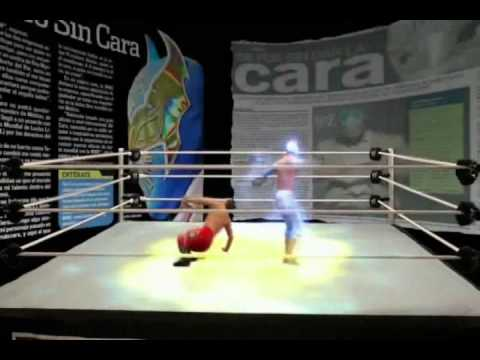 WWE Sin Cara Theme Song Titantron 2012