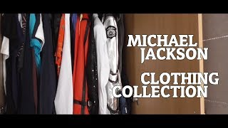 My Michael Jackson Clothing Collection (Jackets/Pants/Accessories)
