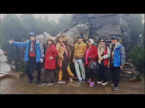 Video 089 Tour China Yangtze Cruise ZhangJiaJie 12 sd 21 Oct 2017 Part 05