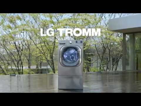 LG TROMM 세탁기 TV광고 (건강세탁 시스템 편)