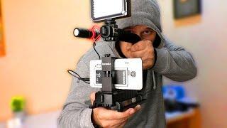 Как сделать видео лучше? Или прибамбасы для смартфона!