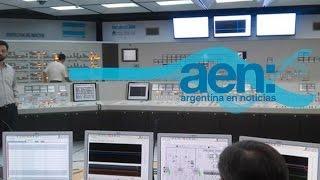 Nuevo simulador de alcance total  de la central nuclear Néstor Kirchner. AEN TV 08-09 11HS