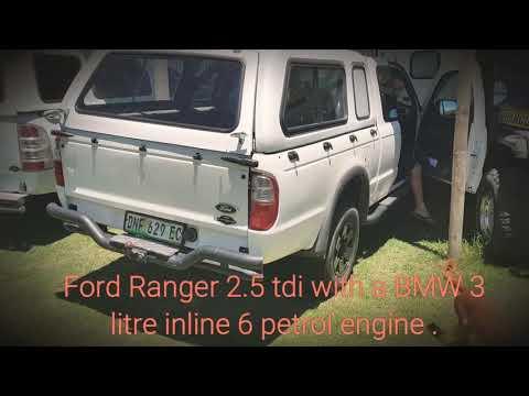Ford Ranger Turbo Diesel With A BMW Litre Inline - Bmw 3 litre diesel