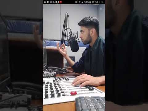 Best Poetry By Rj Sam Beautiful Voice
