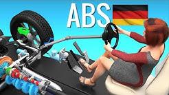 Antiblockiersystem (ABS) verstehen !