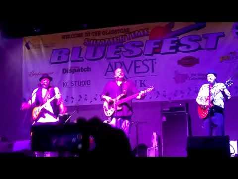 Memphis Blues Festival I Kansas City