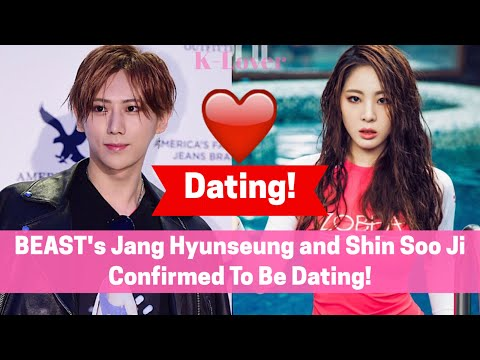 Former BEAST member Jang Hyunseung and Shin Soo Ji Confirmed To Be Dating