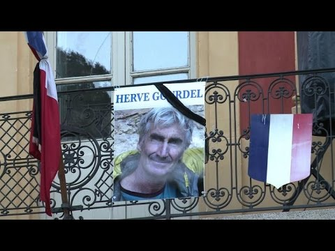 Anger, revulsion in hometown of beheaded French hostage