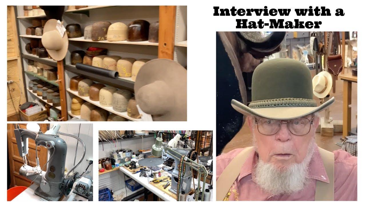 Londa Interviews a Hat-Maker