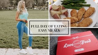 What I Eat In A Day | Easy Meal and Snack Ideas
