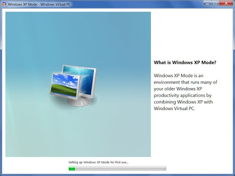 windows xp mode install free