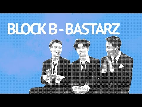 Block B - BASTARZ learn Aussie slang and talk about their ideal girl