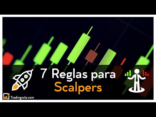 7 Reglas para Scalpers de Criptomonedas