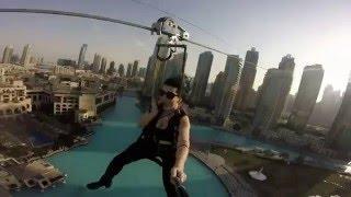 X DUBAI XLINE Zipline