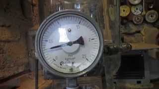 видео Вакуумная установка «УВМ-1