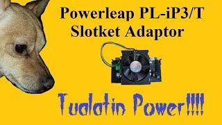 Powerleap PL iP3 T Slotket Adaptor