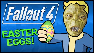Fallout 4 - Top 10 Easter Eggs (Epic Fallout 4 Easter Eggs)
