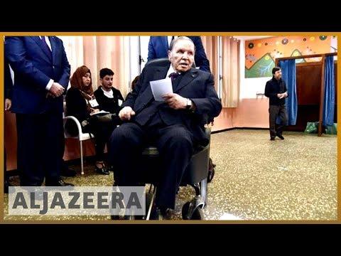 🇩🇿 Algeria's Bouteflika will resign by April 28: State media | Al Jazeera English