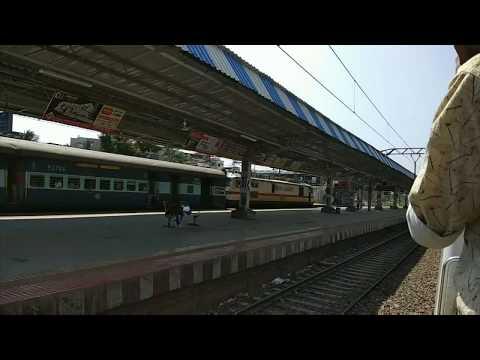 Electric + Diesel Locos : Sevagram + Jalna Jan Shatabdi and More Action Trains !!!