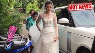 Hot News! Busana Pengantin Kimberly Mirip yang Dikenakan Kate Middleton - Cumicam 26 Agustus 2018