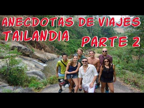 Anecdotas de viaje// Tailandia Parte 2 // Vlog viajes// travel
