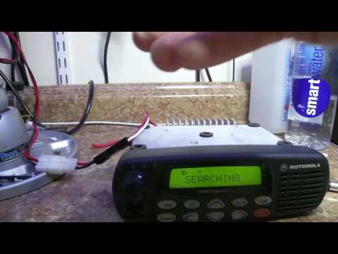CDM1550ls+ 216-222 MHz with GPS