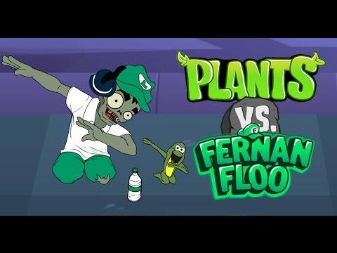 La aventura de plantas vs zombies 27 fernanfloo zombie for Jardin zen plantas vs zombies