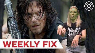 Elkaszálták a The Walking Deadet! - IGN Hungary Weekly Fix (2020/36. hét)