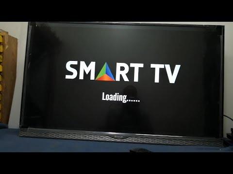 BRANDT SMART TV BAD43F7BS BAD32F7BS Android .Comment Connecté Tv Avec Wifi Internet