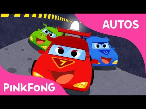 Autos de Carreras   Autos   PINKFONG Canciones Infantiles