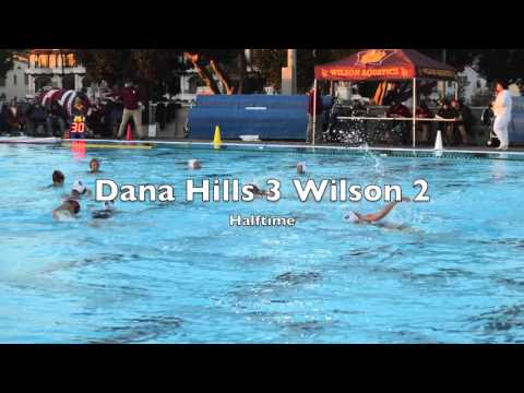 High School Water Polo: LB Wilson vs  Dana Hills