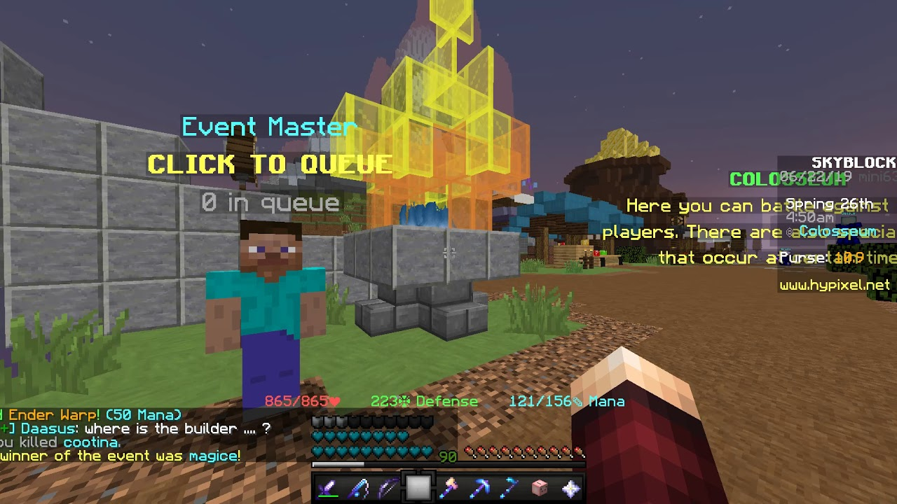 GAME BREAKING BUG!11!111!] | Hypixel - Minecraft Server and Maps