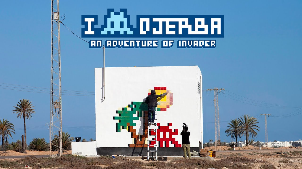 Download I INVADE DJERBA (An adventure of Invader)