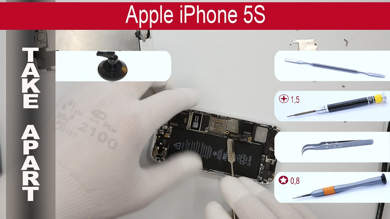 how to take apart iphone 5s how to disassemble apple iphone 5s a1530 a1533 a1453 2203